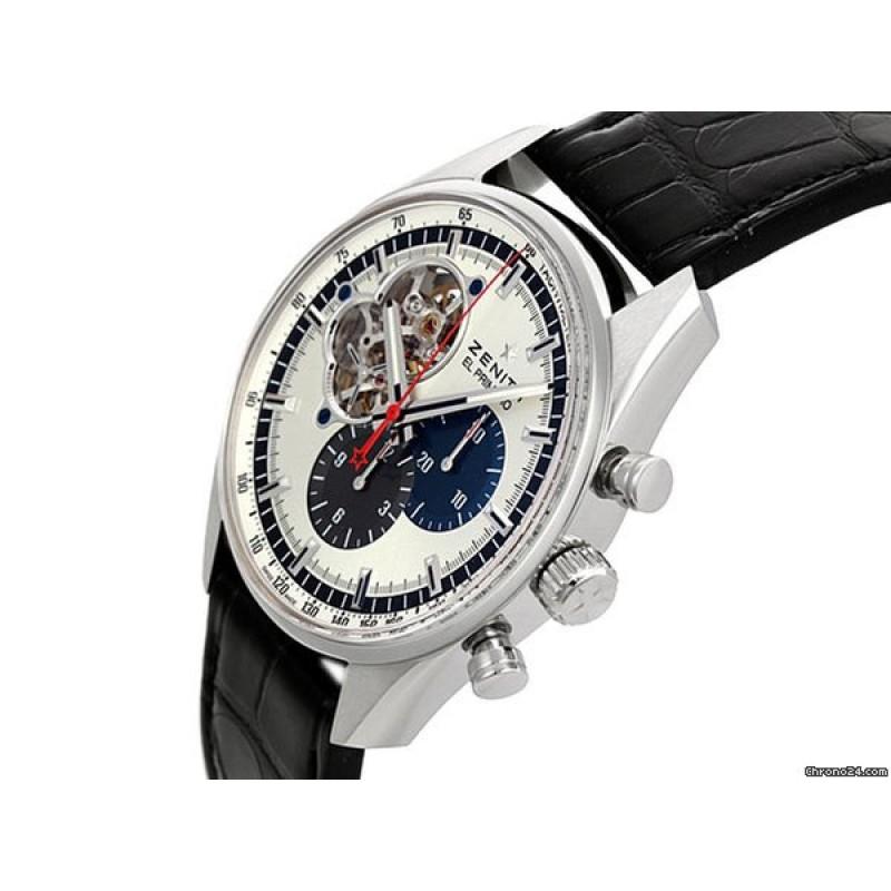 Zenith [New] El Primero Chronomaster 1969 03.2040.4061/69.C496 [Retail Price: HK$62,900]