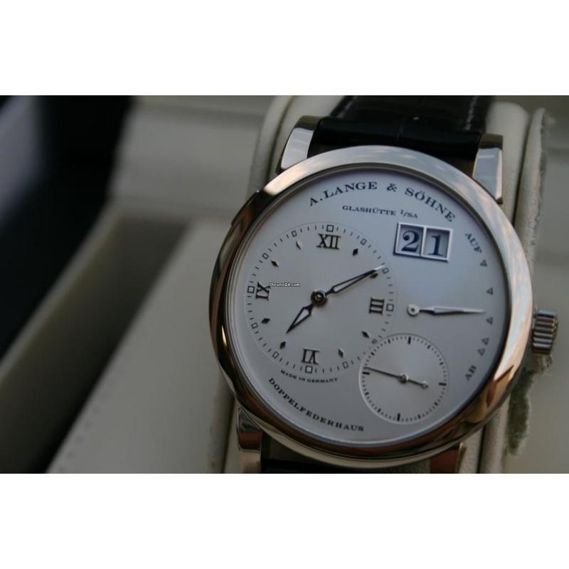 A. Lange & Sohne [NEW] Lange 1 38.5mm Mens 101.039 (Retail:HK$261,000)