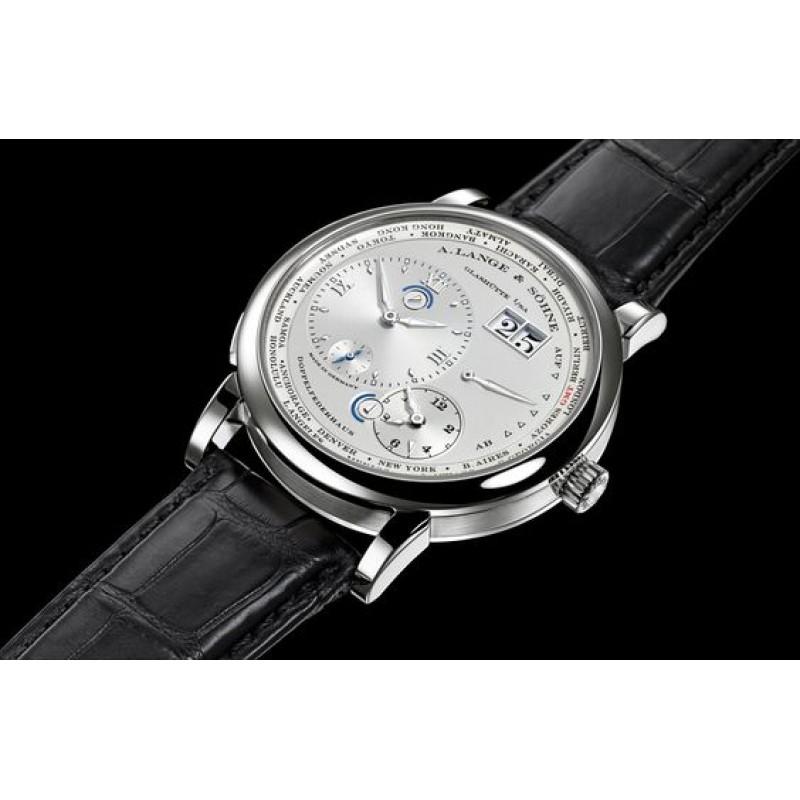 A. Lange & Sohne [NEW] Lange 1 Time Zone 41.9mm Mens Watch 116.039 (Retail:EUR46400)