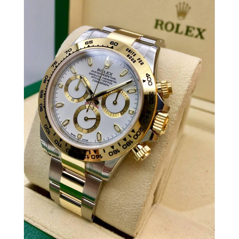 All Watches Rolex New Cosmograph Daytona Steel And Gold