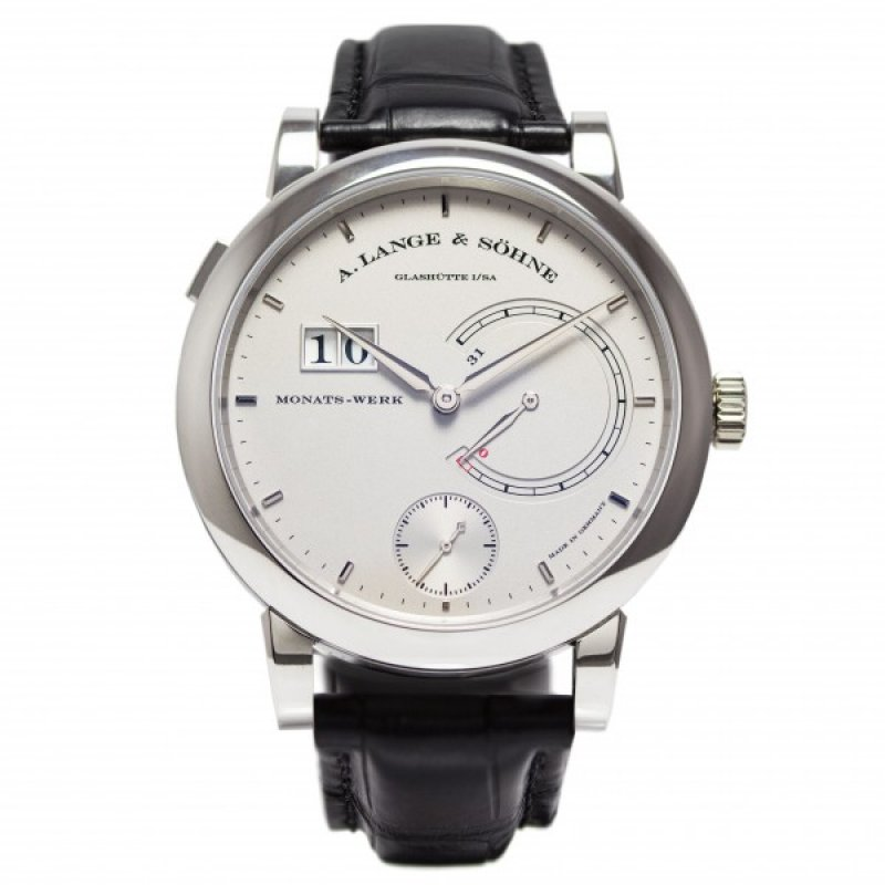 A Lange and Sohne 全新 130.025F Lange 31 45.9mm Mens Watch