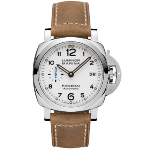 Panerai [NEW] Luminor Marina 1950 3 Days Automatic Acciaio 42mm PAM 1523 (Retail:HK$54,100)
