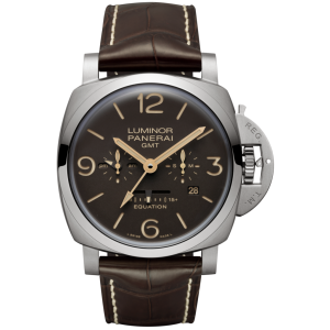 Panerai [NEW] Luminor 1950 Equation of Time Titanio 47mm PAM 656 (Retail:HK$157,100)