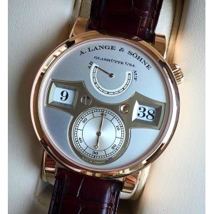 A Lange and Sohne [NEW] 140.032 Zeitwerk 41.9mm Mens Watch (Retail:EUR 70700)
