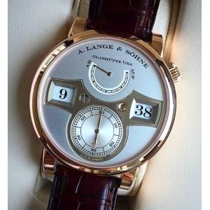 A Lange and Sohne [NEW] 140.032 Zeitwerk 41.9mm Mens Watch (Retail:EUR 70700)