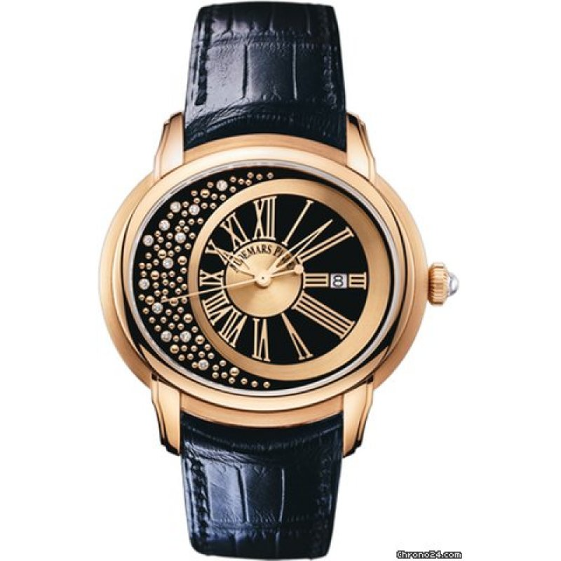 AUDEMARS PIGUET [NEW][LTD] Millenary Automatic Steel 15331OR.OO.D002CR.01 (Retail:HK$394,000)