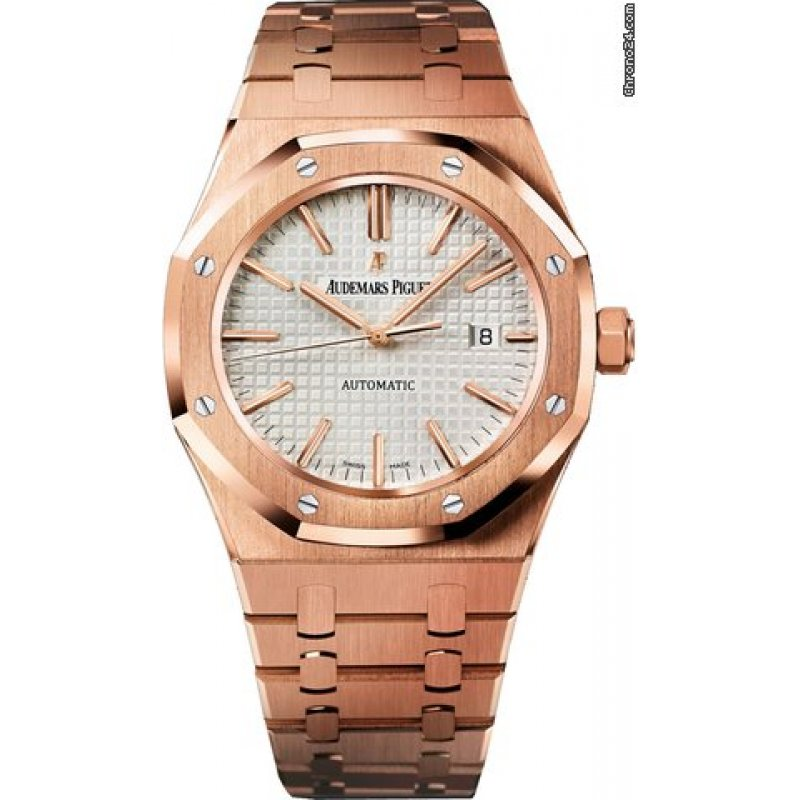 Audemars Piguet [NEW] Royal Oak Self Winding 15400OR.OO.1220OR.02