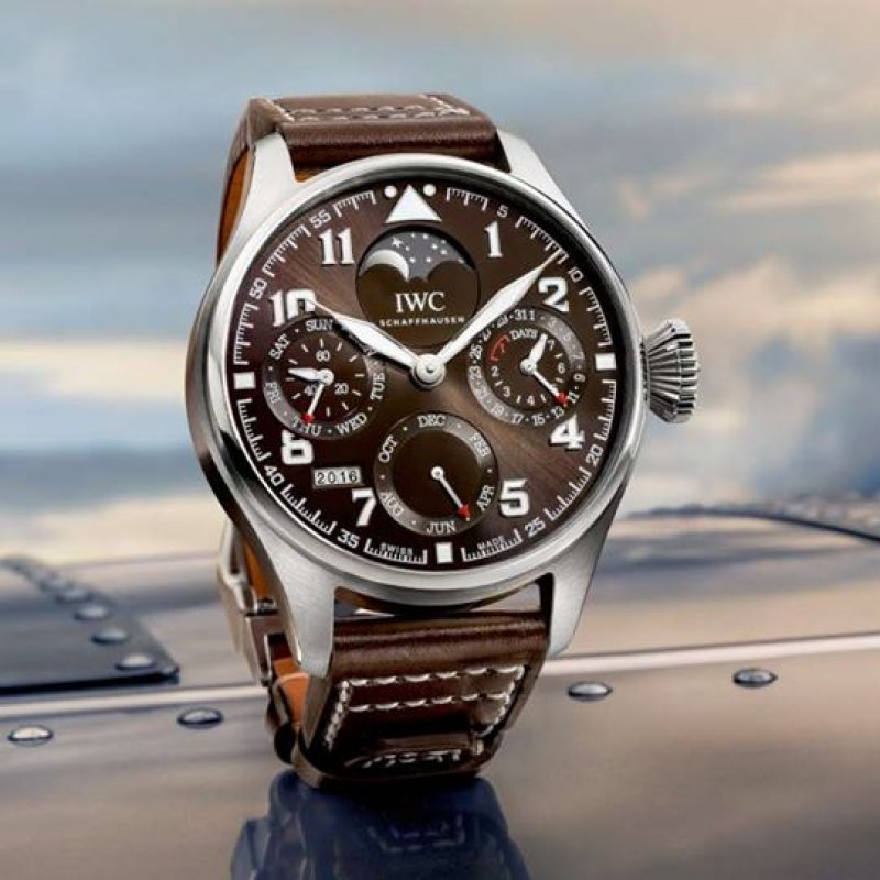 IWC [LIMITED 1000][NEW] Perpetual Calender Antonie the Saint Exupery IW503801 (Retail:HK$211,000)