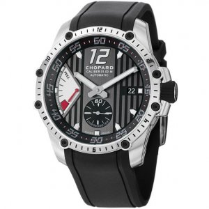 Chopard 全新 168537-3001 Classic Racing Superfast Power Control Mens Watch