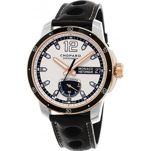 Chopard 全新 168569-9001G.P.M.H. POWER CONTROL 18-CARAT ROSE GOLD TITANIUM AND STEEL