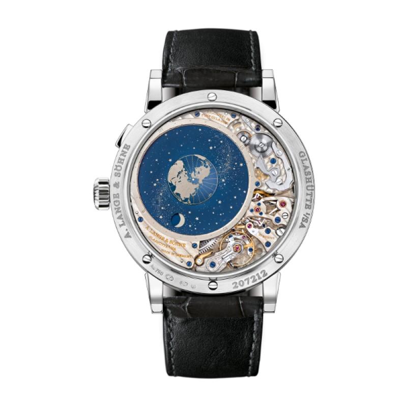 A Lange and Sohne 全新 180.026FE Richard Lange Perpetual Calendar Terraluna