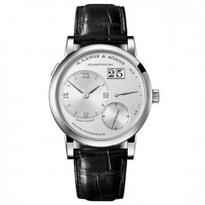A. Lange & Sohne [NEW] Grand Lange 1 Platinum Men's Watch 191.025 (Retail:EUR43600)