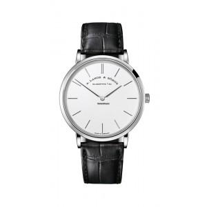 A Lange & Sohne [NEW 2016 MODEL] Saxonia 201.027 (Retail:US$14,800)
