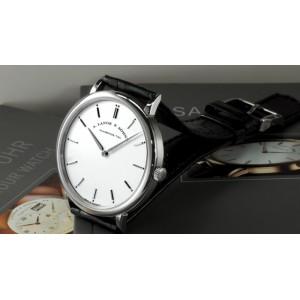 A. Lange & Söhne [NEW][SP] Saxonia Ultra Thin 211.026 (Retail:EUR21000)