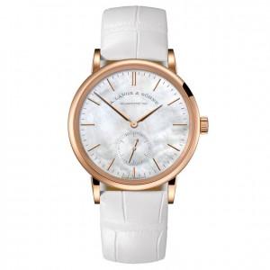A. Lange & Söhne 全新 219.043 Saxonia 35 Pink Gold Ladies Watch