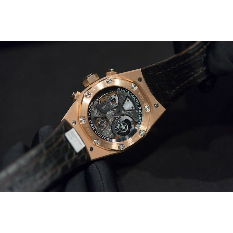 Audemars Piguet [NEW] Royal Oak Concept Tourbillon Chronograph 44 mm 26223OR.OO.D099CR.01