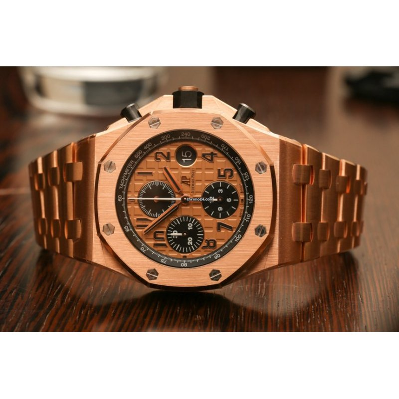 Audemars Piguet [NEW] Royal Oak Offshore Chronograph 26470or.oo.1000or.01