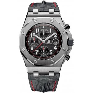 Audemars Piguet [NEW] Royal Oak Offshore Chronograph 26470ST Black Theme (Retail:HK$204,000)