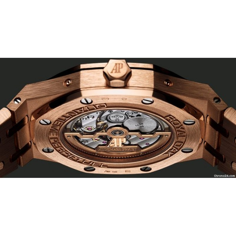 Audemars Piguet [NEW] Royal Oak Perpetual Calendar 41mm 26574or.oo.1220or.01 (Retail:HK$751,000)