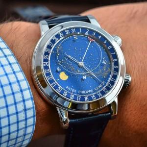 Patek Philippe [NEW] Collectable Grand Complication Celestial Platinum 6102P (Retail:HK$2,291,700)