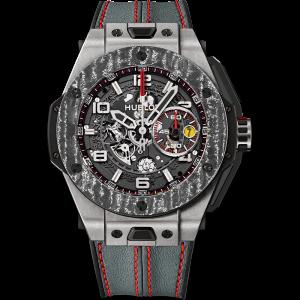 Hublot [NEW] Big Bang UNICO Ferrari Carbon 45mm 401.nj.0123.vr (Retail:US$262,000)