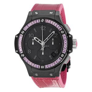 HUBLOT [NEW] Big Bang Black Dial Chrono Ladies 341.CP.1110.LR.1933