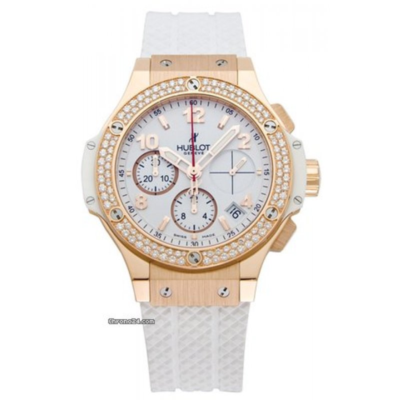 Hublot [NEW] Big Bang Porto Cervo Ladies 341.PE.230.RW.114 (Retail:HK$289,600)