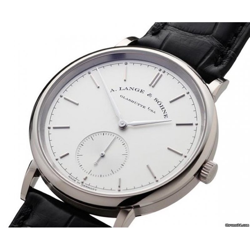 A. Lange & Sohne [NEW][SPECIAL] Saxonia Automatic 380.026 (Retail:HK$204,000)