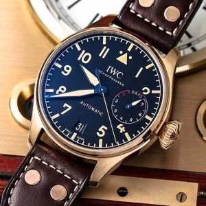IWC [NEW] Big Pilot's Watch Heritage Bronze IW501005