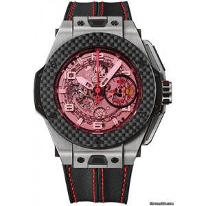 Hublot [NEW][LTD] Big Bang UNICO Ferrari 45mm Mens 401.nq.0123.vr  (Retail:EUR 26.800)