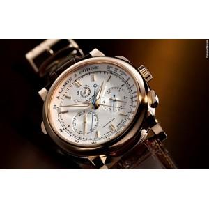 A. Lange & Sohne [NEW] Double Split Chronograph 404.032 (Retail:EUR 117600)