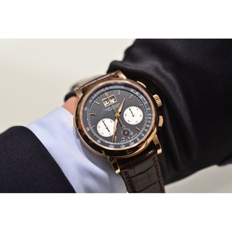 A. Lange & Sohne 全新 Datograph UP/DOWN 405.031