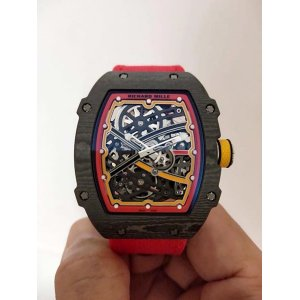 Richard Mille [NEW] Alexander Zverev Edition Super Lightweight RM 67-02