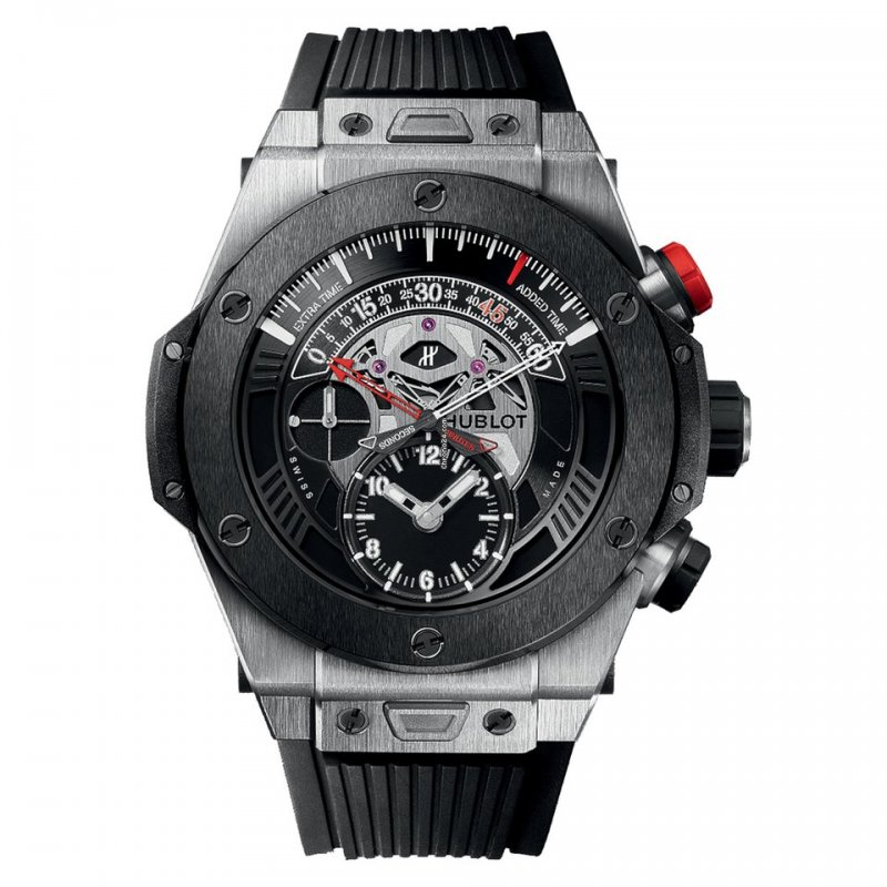 Hublot [NEW] Big Bang Unico Bi-retrograde Chrono 413.NM.1127.RX (Retail:US$24,100)