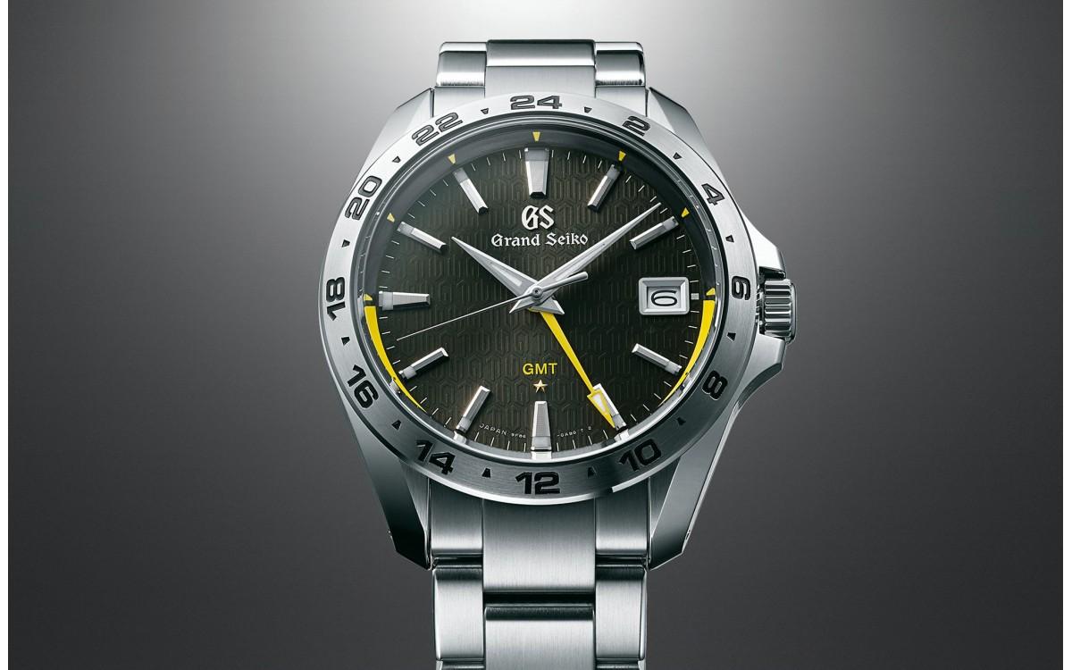 Grand Seiko 9F GMT 25週年限量款