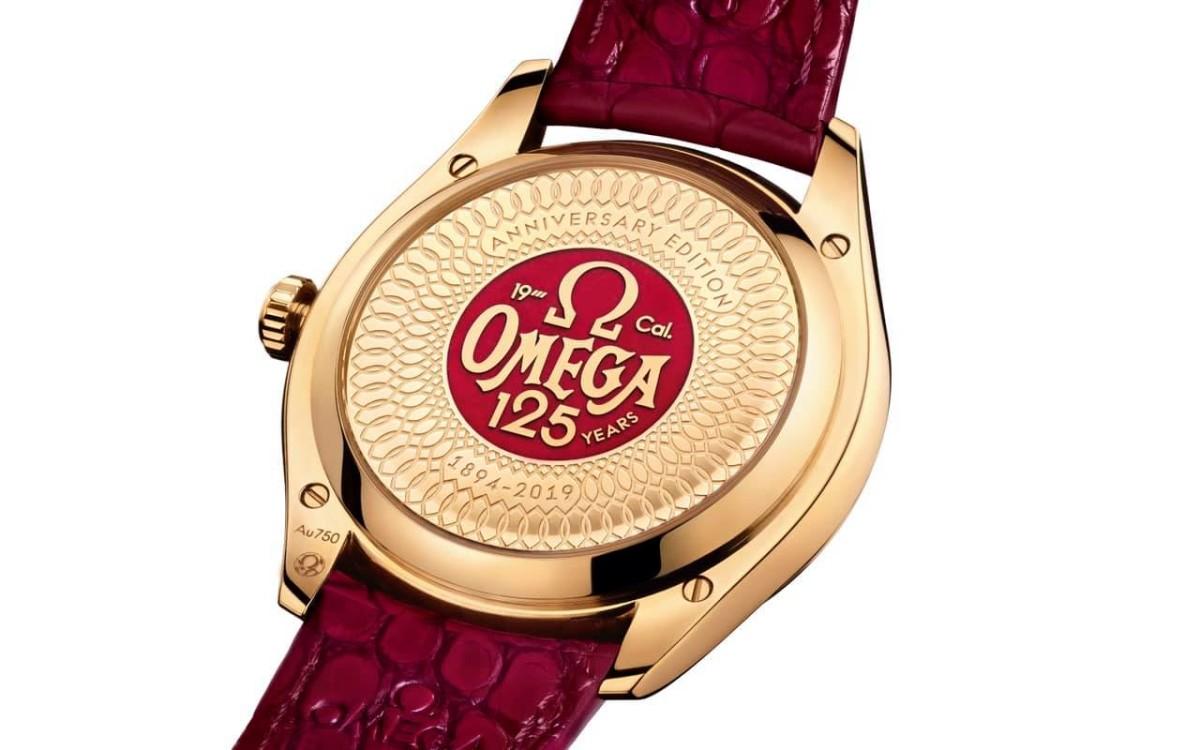 【OMEGA Watches125周年紀念作】