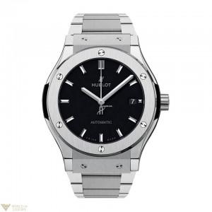 Hublot [全新] 548.NX.1170.NX Classic Fusion Titanium Bracelet (Retail:US$8,300)
