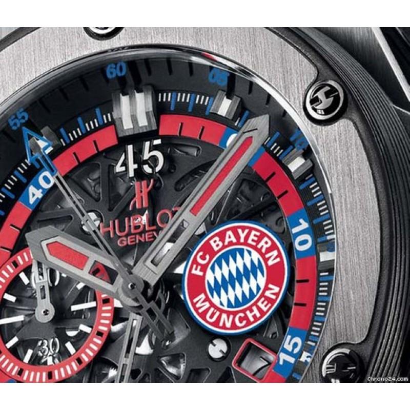 Hublot [NEW+RARE] King Power Bayern Munich 716.NX.1129.RX.BYM12