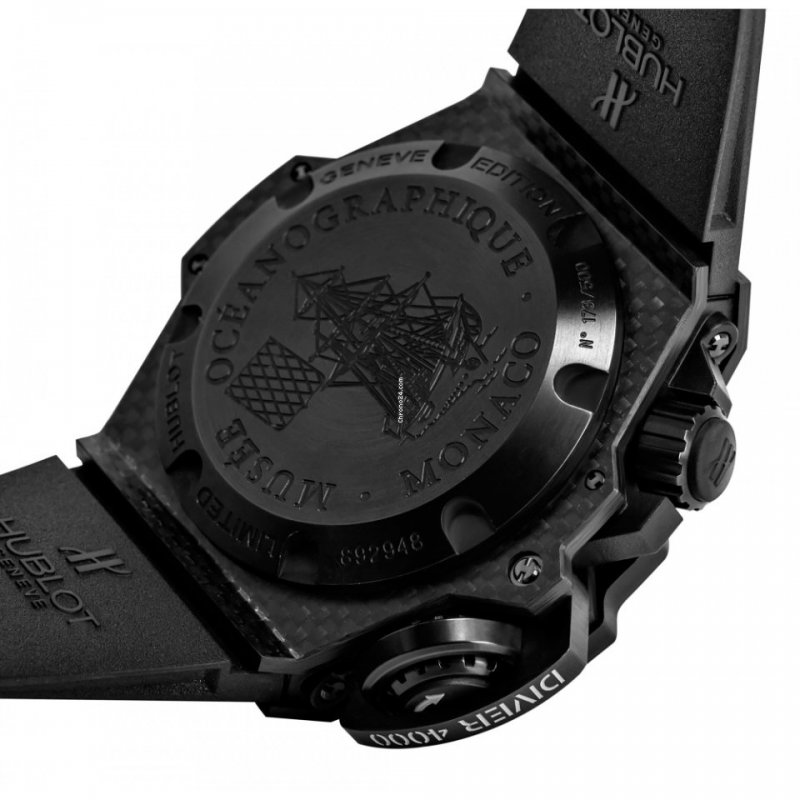 Hublot [NEW][LTD 500] King Power Oceanographic 4000 48mm 731.qx.1140.rx (Retail:EUR 24800)