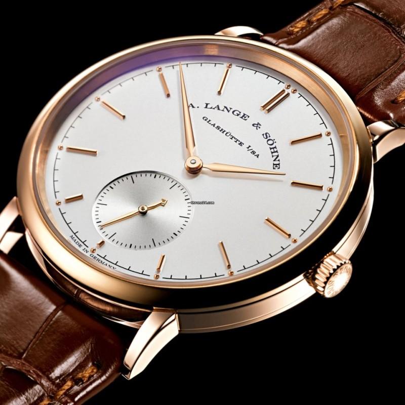 A. Lange & Sohne [NEW] Saxonia Automatic 842.032 (Retail:EUR 38400)