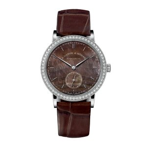 A. Lange & Sohne [NEW] Saxonia Ladies 35mm 878.038 (Retail:EUR 28.600)