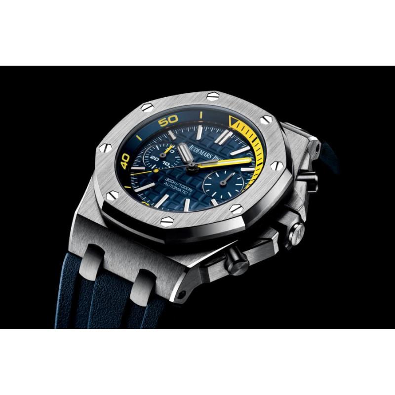 Audemars Piguet [NEW] Royal Oak Offshore Diver Chronograph 26703ST.OO.A027CA.01 (Retail:HK$219,000)