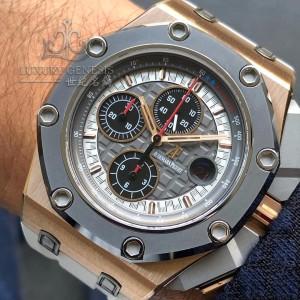 Audemars Piguet [USED][LIMITED 500 PC] Royal Oak Offshore Michael Schumacher 26568OM
