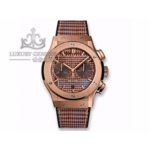 Hublot [NEW][LIMTIED 50 PIECE] Classic Fusion Chronograph Italia Independent Prince-De-Galles 521.OX.2709.NR.ITI18