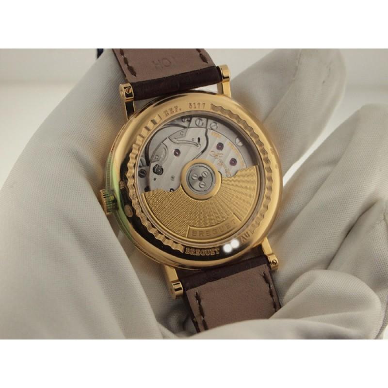 Breguet [NEW] Yellow Gold Classique Automatic 5177ba/12/9v6 (Retail:HK$180,500)