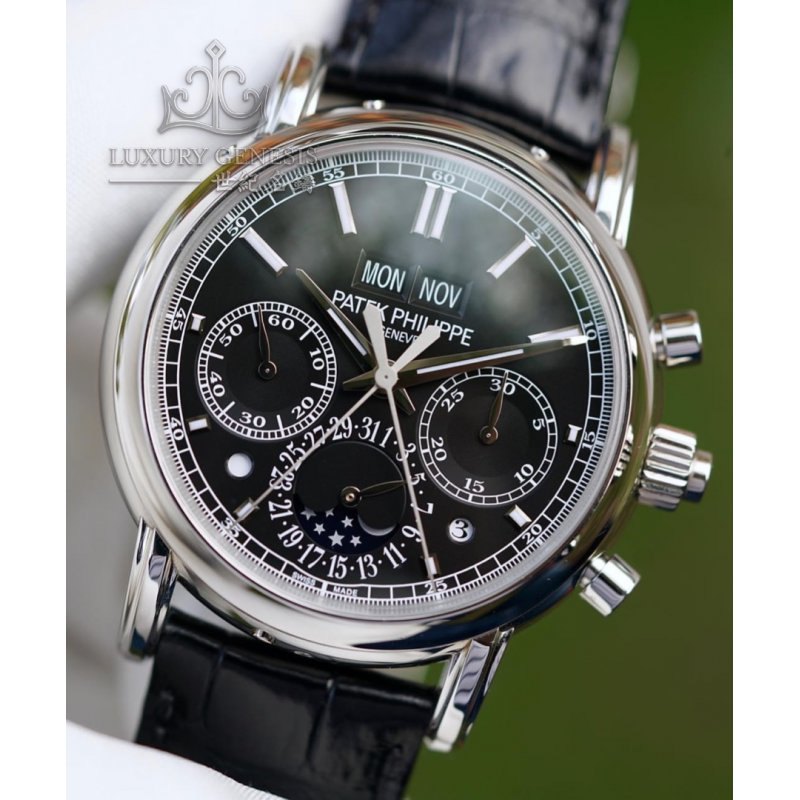 timeless design d38d6 424e5 Patek Philippe [NEW] Grand Complications 5204P-011 (Retail ...