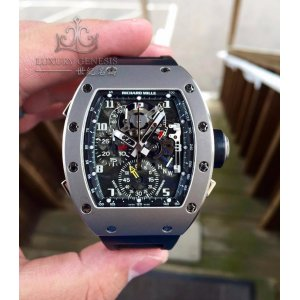 Richard Mille [LIKE-NEW] RM 004 Titanium Split Seconds Chrono Felipe Massa LTD 30 PCs