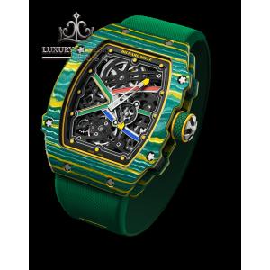 Richard Mille [NEW] RM 67-02 Sprint Wayde Van Niekerk