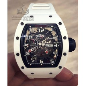 Richard Mille [2015 USED][LIMITED 50 PIECE] RM 030 White Rush Automatic Watch