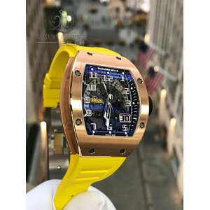 Richard Mille [2014 USED] RM 029 Rose Gold Automatic (Retail:HK$ 744,000)